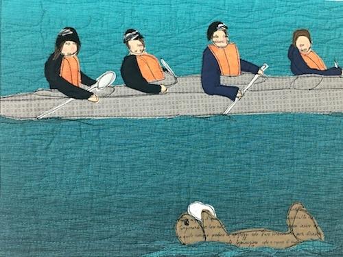 Fun in the Water - detail