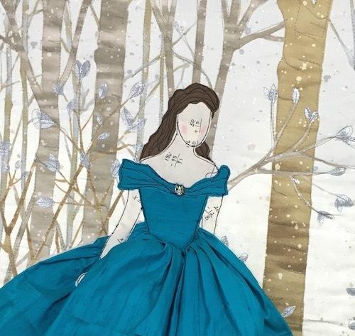 Cinderella detail