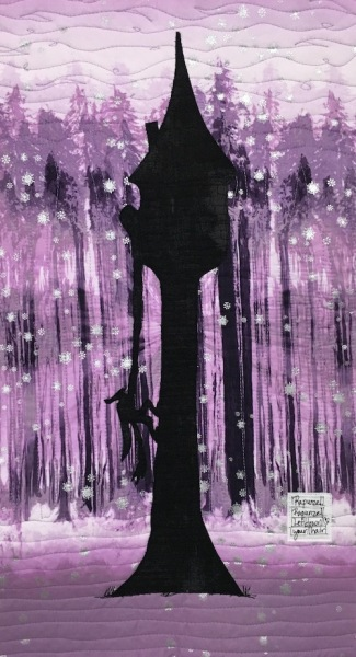 Rapunzel - Purple