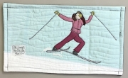 jumps for skiing fun