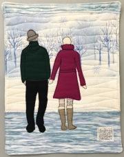 enjoy winter walks